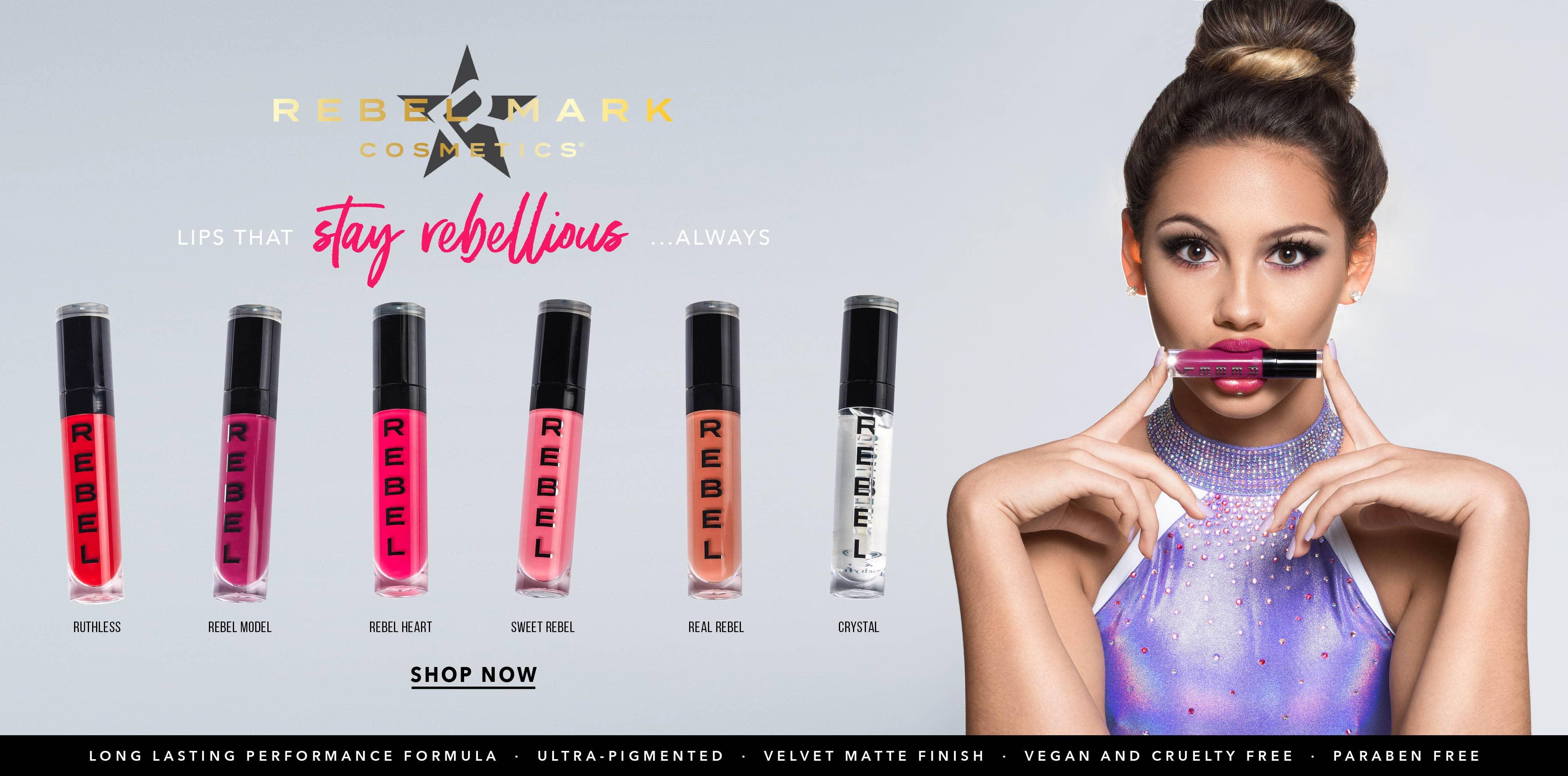 rebel lip color